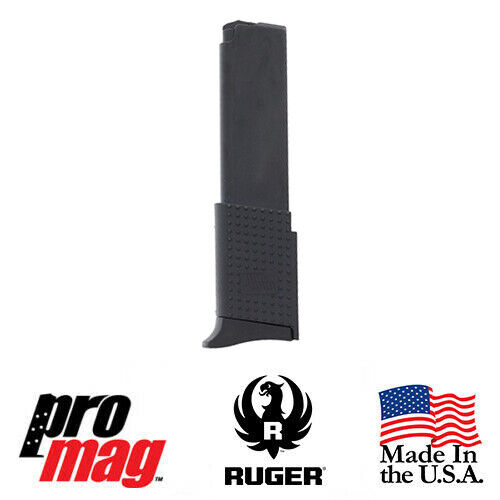 ProMag Extended .380 ACP 10-RD Blue Steel Clip RUG14 Magazine for Ruger LCP LCP2