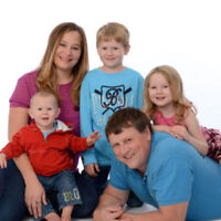 Nanny Wanted - Permanent Full Time Nanny Position in Saskatoon