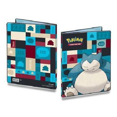 Ultra Pro Pokemon Snorlax 9-Pocket Portfolio (UP85529-P) New Binder TD2