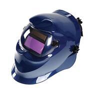 Blue Welding Lens
