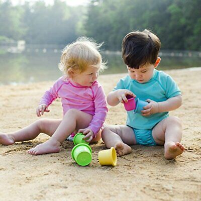 I Play. Snap Reusable Swimsuit Diaper The Original, Patented Triple-layer A... - $6.00