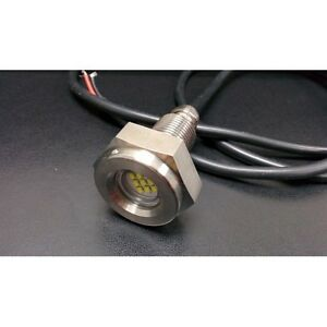27W Underwater Boat Drain Plug led Light
