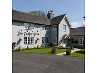 Junior Sous Chef - Oakley Arms, Brewood