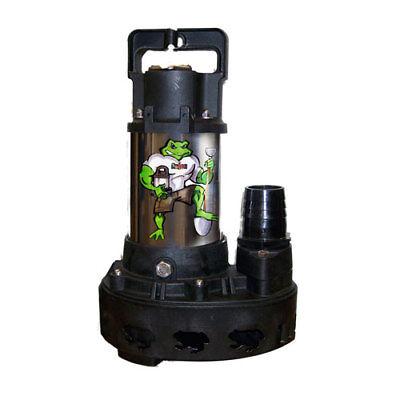 Anjon Big Frog 3000 Pump - 3000 GPH