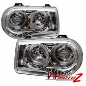 2005 Chrysler 300C Headlights