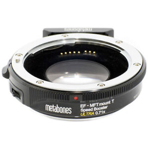 Metabones Canon EF to Micro 4/3 T Speed Booster ULTRA 0.71x
