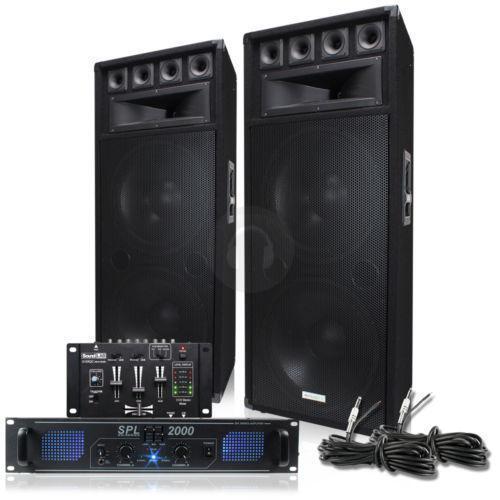 Karaoke Pa System Ebay