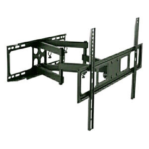 FULL MOTION TV WALL MOUNT FOR 32-65 INCH TV NEW