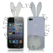 iPhone 4 Clear Silicone Case