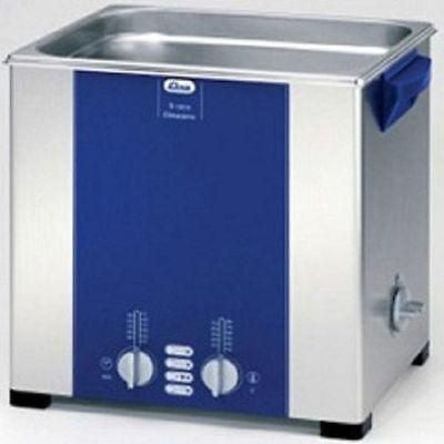 Elma Elmasonic S120h 12.75 Liter Heated Ultrasonic Cleaner And Basket New