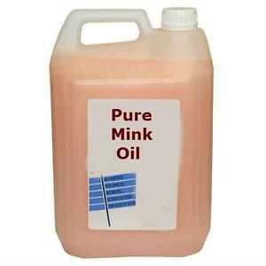 MINK OIL FOR COSMETICS - WATERPROOFING ETC. -20,000 LITRES AVAILABE EVERY MONTH....