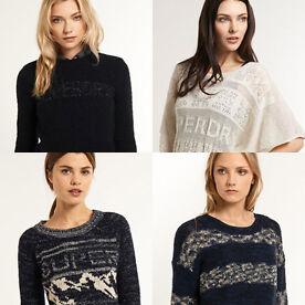 Womens Superdry Knitwear