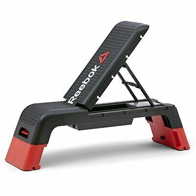 Reebok Professional Multi-Purpose Aerobic Home Fitness Deck Black