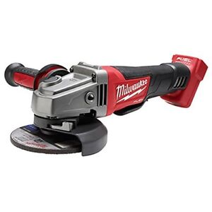 Bare tool-Milwaukee Tool M18 FUEL 4 1/2- Inch / 5- Inch Grinder