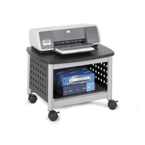 under desk printer stand ebay. Black Bedroom Furniture Sets. Home Design Ideas