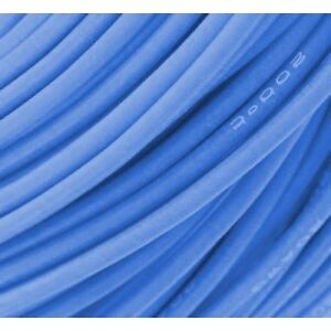 10AWG Blue Silicone Wire RC hobby lipo motor battery USA SHIP 1ft. 10 gauge ga