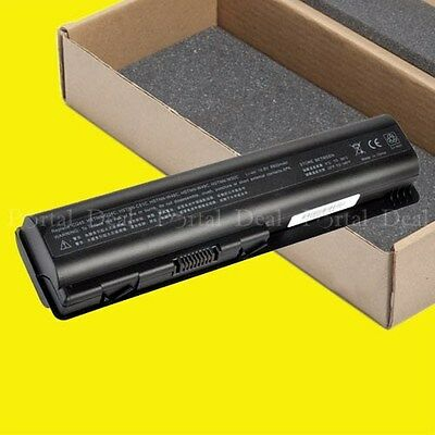 Battery 12cell 8800mah For Hp/compaq 485041-001 Hstnn-q34...