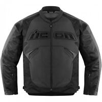 ICON SANCTUARY LEATHER JACKET /JAQUETTE MOTO SANCTUARY CUIR