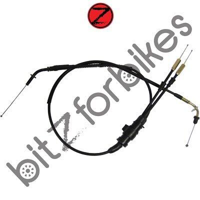 Throttle Cable Pull Yamaha RD 350 FII YPVS (Fully Faired) 1WT (1986-1988)