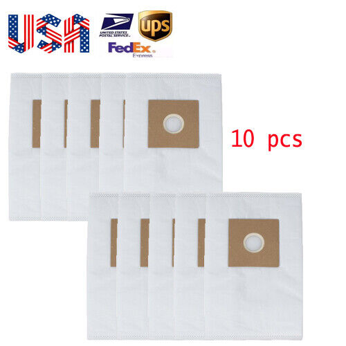 10× Universal Filter Dust bags Replacement Dental Dust Collector Cotton USA