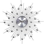 Retro Starburst Clock