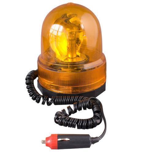 Amber Revolving Light Ebay