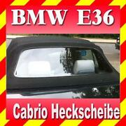BMW E36 Convertible Rear Window