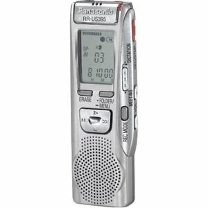 Panasonic RR-US395S Digital Voice Recorder with USB Terminal
