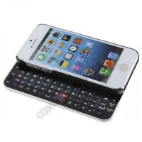 Ultra-thin Bluetooth Slide-out Keyboard Case iPhone 4/4S