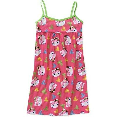 Hello Kitty Nightgown - Hello Kitty Nightgown Night Shirt Pajama Girl Size 6/6X