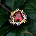 Red Sapphire Fine Rings 6.25 Ring