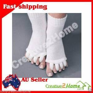 Comfy Toes Foot Alignment Socks Relief for bunions hammer toes Sydney City Inner Sydney Preview