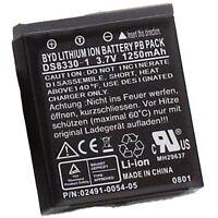 Batterie de rechange pour caméra DC800