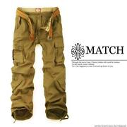 Mens Loose Fit Pants