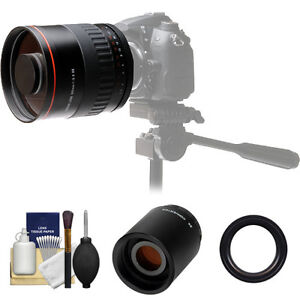 800mm 1600mm Mirror Lens for Nikon D600 D800 D3200 D5100 D5200 D7000 DSLR Camera