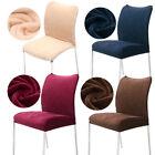 Red Velvet Chair Slipcovers
