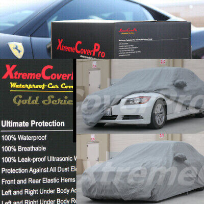 2001 Bmw 325i Car - 2001 2002 2003 2004 2005 2006 BMW 325i 330i Waterproof Car Cover GREY W/MIRRORPO