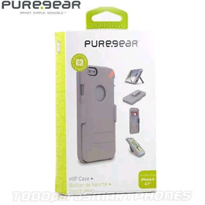 Iphone 6 or 6S Case with belt clip Pure Gear Branded