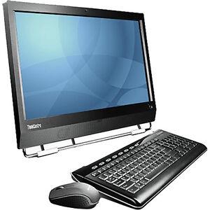BLOWOUTSALE LENOVO ALL IN ONE DESKTOP COMPUTER