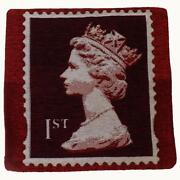 Postage Stamp Cushion