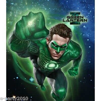 GREEN LANTERN MINI NOTEBOOKS (4) ~ DC Birthday Party Supplies Favors Stationery](Green Lantern Party Supplies)