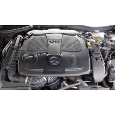 2012 Mercedes W204 C300 X204 GLK300 C207 E300 3,5 Motor Engine 276.957 252 PS