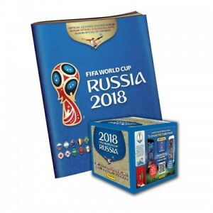 World Cup Panini Stickers and Album