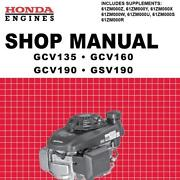 Honda GCV 190