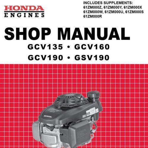 Honda GCV 190: Yard, Garden & Outdoor Living | eBay