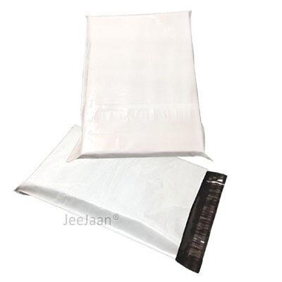 White Postal Bags Mailing 10