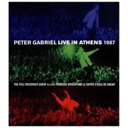 Peter Gabriel DVD