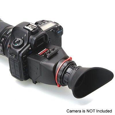 KAMERAR QV-1 LCD VIEWFINDER  FOR CANON 5D 6D 7D 60D 70D T5I / FREE EYECUSHION