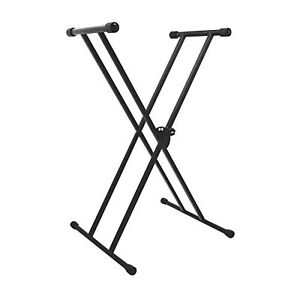 Studio Music Stage Medium Keyboard Stand Support Piano Clavier Québec City Québec image 1