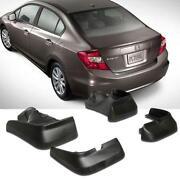 Honda Civic Mud Guards